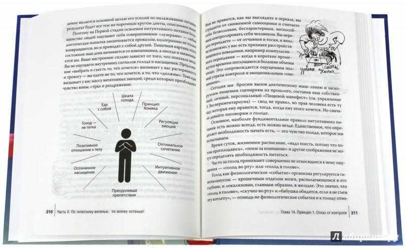 Книга Интуитивное питание Светланы Бронниковой