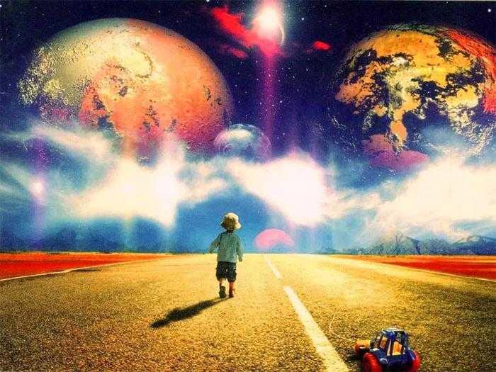 Обрести добрый и заботливый мир, как в детстве