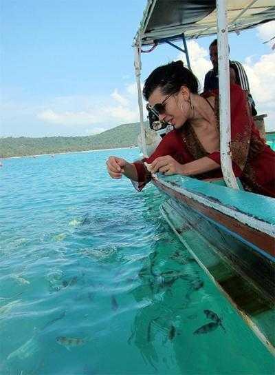 снорклинг на островах вокруг Самуи (Таиланд)