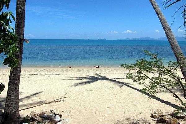 пляж Бопхут на острове Самуи