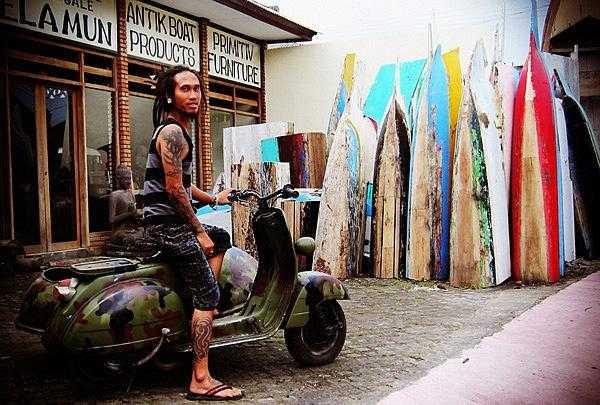 на Бали
