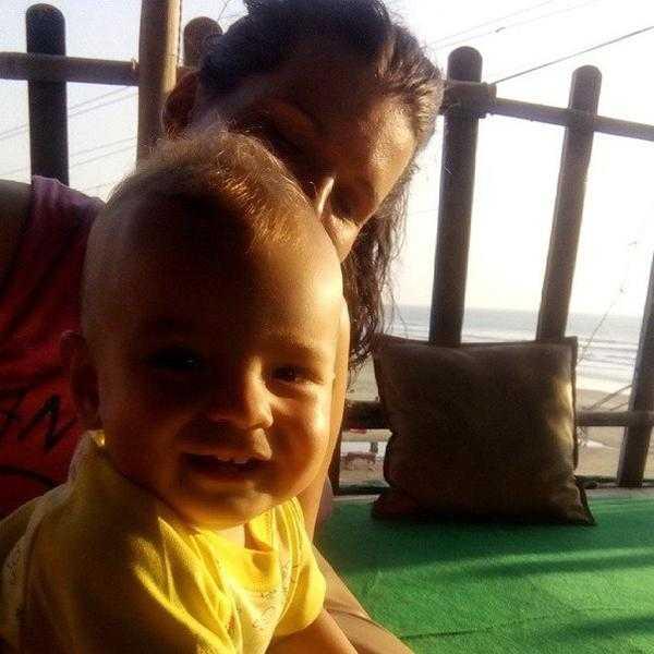 в Гоа, Индия