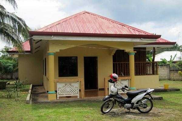 наш дом на острове Панглао - Филиппины