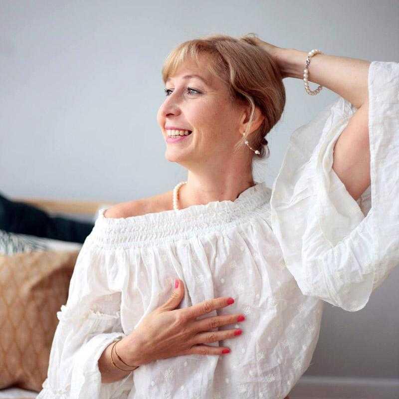 Ирина Хмелевская - коуч, путешественник, счастливый человек