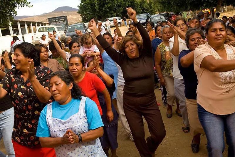 женщины Мексики