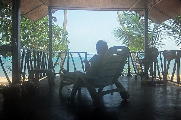 дом на первой линии на острове Самуи, Таиланд